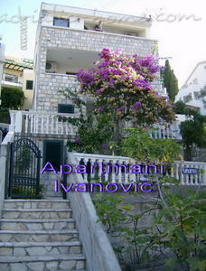 Studio apartment IVANOVIC 1 (Petrovac), Petrovac, Montenegro - photo 10