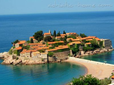 Studio apartment NR  Lux ****  , Sveti Stefan, Montenegro - photo 12