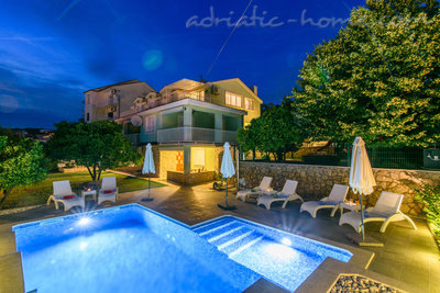 Apartments DUBRAVKA 1A, Trogir, Croatia - photo 15