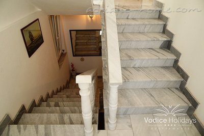 Apartments Villa Amelia, Vodice, Croatia - photo 10
