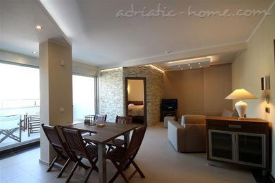 Apartments VILLA APIA 14 ****, Budva, Montenegro - photo 5