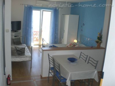 Studio apartment Blue Dalmatia, Pisak, Croatia - photo 1