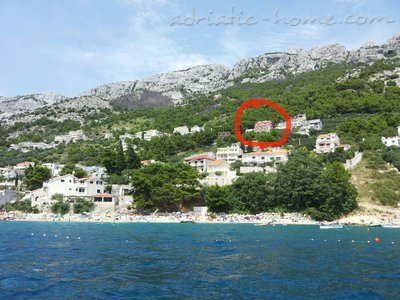 Studio apartment Blue Dalmatia, Pisak, Croatia - photo 9