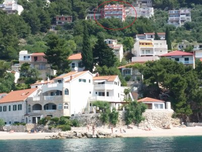 Studio apartment Blue Dalmatia, Pisak, Croatia - photo 10