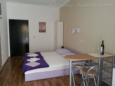 Studio apartment A N G E L - S1, Makarska, Croatia - photo 5