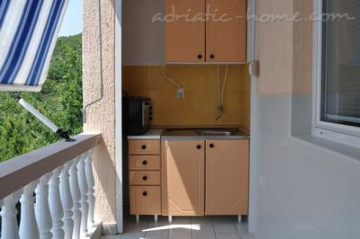 Studio apartment Terzić A4, Bečići, Montenegro - photo 8