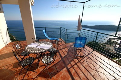 Appartementen Villa Light House VI, Budva, Montenegro - foto 14