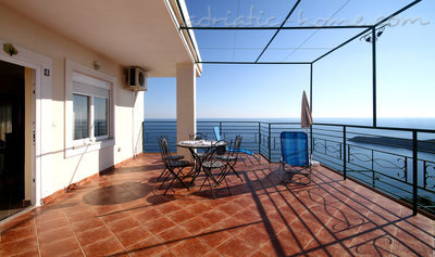 Appartementen Villa Light House VI, Budva, Montenegro - foto 3