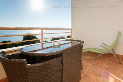 Studio apartment Brela-relax (2+1), Brela, Croatia - photo 3