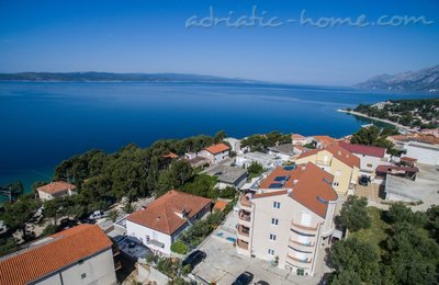 Studio apartment Brela-relax (2+1), Brela, Croatia - photo 13