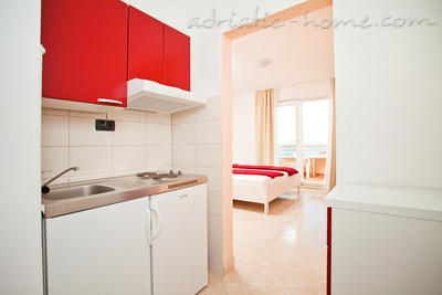 Studio apartment Brela-relax (2+1), Brela, Croatia - photo 6