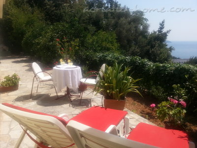 Leiligheter Herceg Novi-Two bedroom apartment with spacious terrace and sea view , Herceg Novi, Montenegro - bilde 3