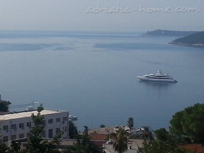 Leiligheter Herceg Novi-Two bedroom apartment with spacious terrace and sea view , Herceg Novi, Montenegro - bilde 9