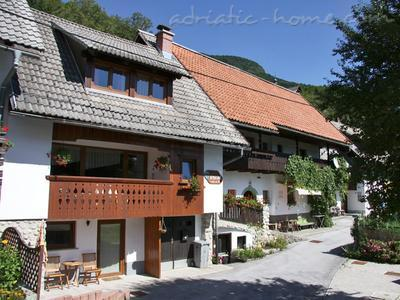 Apartments Markolonca VII., Bohinj, Slovenia - photo 1