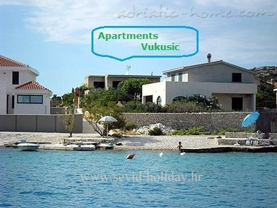 Apartments Vukusic SEVID, Trogir, Croatia - photo 3