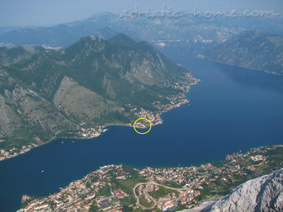 Studio apartment TRE SORELLE II, Kotor, Montenegro - photo 4