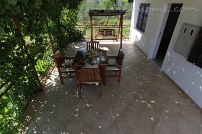 Leiligheter Villa Marija - Romantic House near the beach, Pirovac, Kroatia - bilde 2