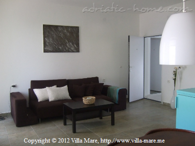 Apartments Villa Mare, Budva, Montenegro - photo 3