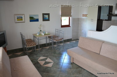 Apartments Pikule 3, Maslenica, Croatia - photo 3