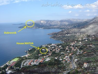 Apartments House Matija, Plat (Dubrovnik), Croatia - photo 2