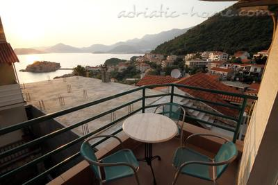 Studio apartment VILLA SLAVICA III, Sveti Stefan, Montenegro - photo 1
