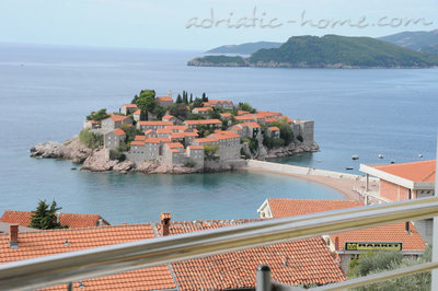 Apartments VILLA BMV II ****, Sveti Stefan, Montenegro - photo 2