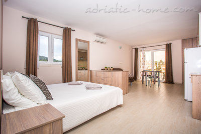 Studio appartement MARINERO, Korčula, Kroatië - foto 1