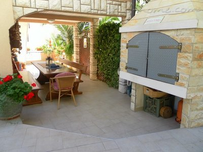 Apartments Vesna - A1-A2, Vodice, Croatia - photo 8