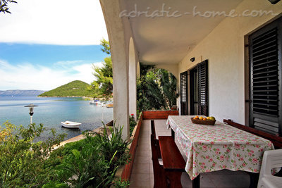 Appartements MIRJANA 1, Mljet, Croatie - photo 14