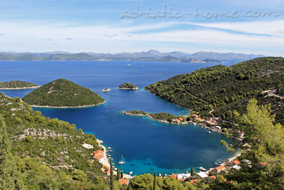 Appartements MIRJANA 4, Mljet, Croatie - photo 11