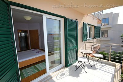 Appartements Mikulic-Bava, Makarska, Croatie - photo 8