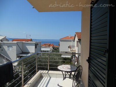 Appartements Mikulic-Bava, Makarska, Croatie - photo 1