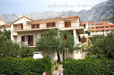 Apartments Mikulic-Bungevila, Makarska, Croatia - photo 10