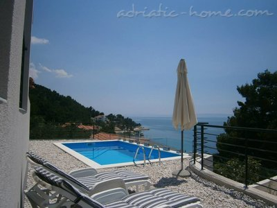 Apartments Villa Mili, Brela, Croatia - photo 1