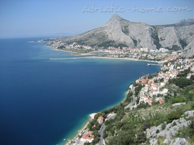 Apartments  LOVRE OKMAŽIĆ - A1, Omiš, Croatia - photo 9