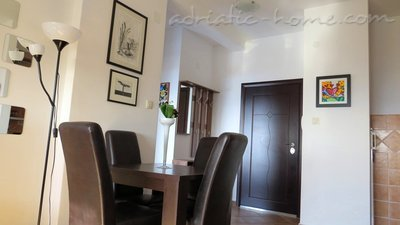 Apartmaji WITH BEAUTIFUL SEA VIEW, Petrovac, Črna Gora - fotografija 5