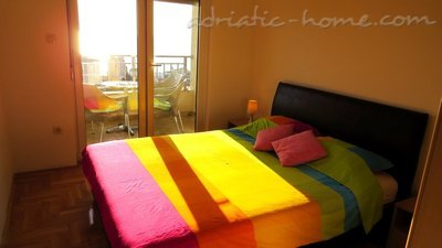 Appartementen WITH BEAUTIFUL SEA VIEW, Petrovac, Montenegro - foto 8