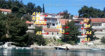 Apartments VILA IVO - A10, Hvar, Croatia - photo 10