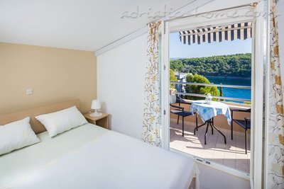 Апартаменты Bili Osibova Milna - Apartment No. 4, Brač, Хорватия - фото 1