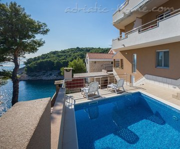 Appartamenti Bili Osibova Milna - Apartment No. 5, Brač, Croazia - foto 12