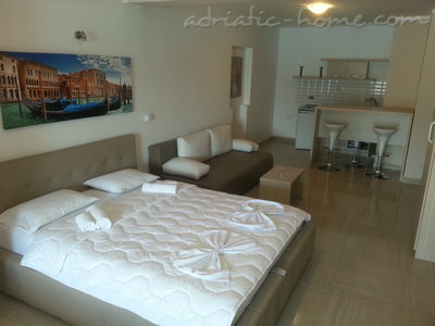 Studio apartment AURA 12, Rafailovići, Montenegro - photo 2