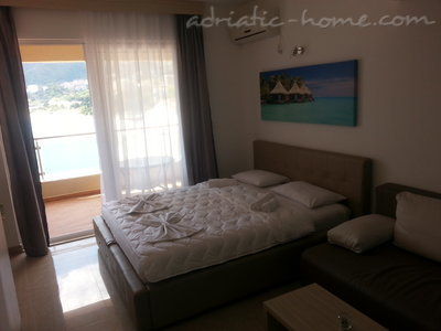 Studio apartment AURA 12, Rafailovići, Montenegro - photo 9