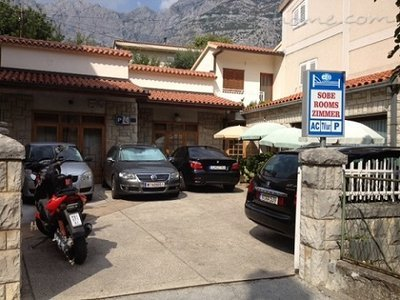 Studio apartment Villa Olga, Makarska, Croatia - photo 2