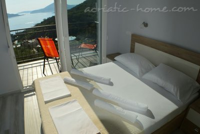 Ferienwohnungen Apartment for 4 persons, Budva, Montenegro - Foto 1