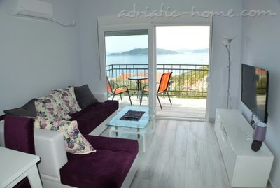Ferienwohnungen Apartment for 4 persons, Budva, Montenegro - Foto 3