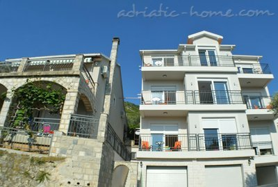 Ferienwohnungen Apartment for 4 persons, Budva, Montenegro - Foto 5