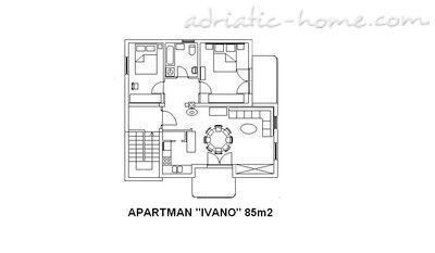 Apartments IVANO, Krk, Croatia - photo 13