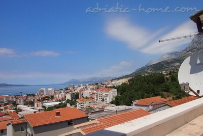 Apartments Stipe 3+2, Makarska, Croatia - photo 2