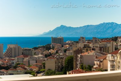Apartments MASTIP 3+2, Makarska, Croatia - photo 12