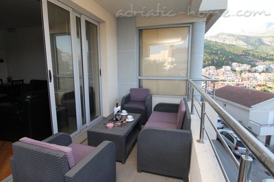 Apartments Snežana , Budva, Montenegro - photo 4